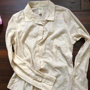 J Crew Size 10 women's blouse